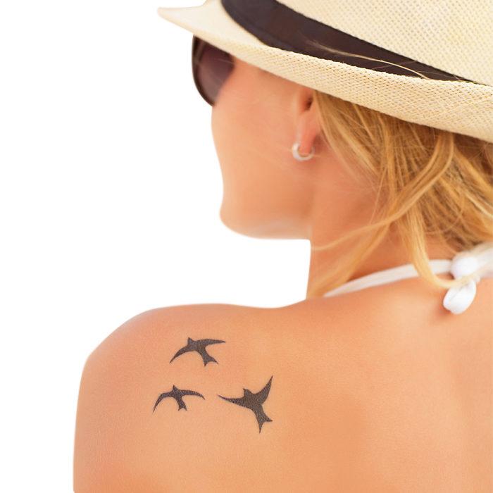 Chirurgiczne usuwanie tatuaży
