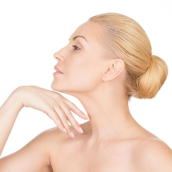 Chirurgiczne usunięcie zmian skórnych